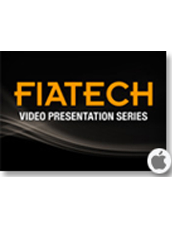 FIATECH iTunes Podcast